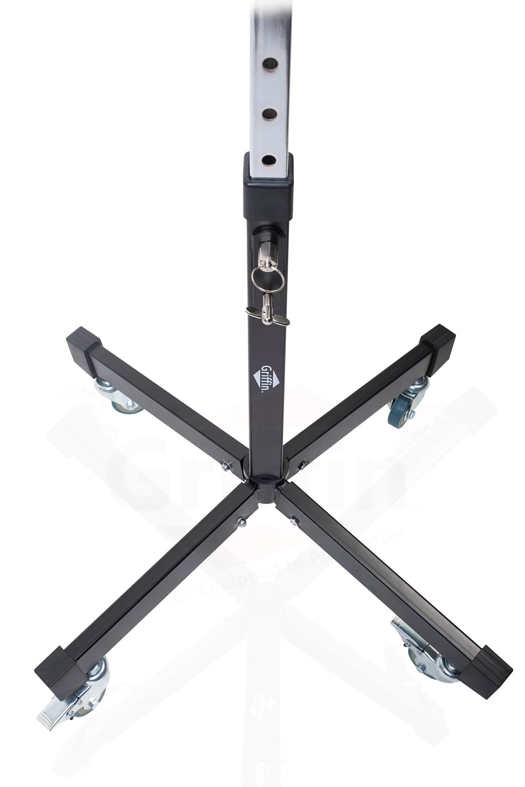 mobile studio mixer stand on wheels pro audio cart recording mount gear pa dj 797734483444 ebay. Black Bedroom Furniture Sets. Home Design Ideas
