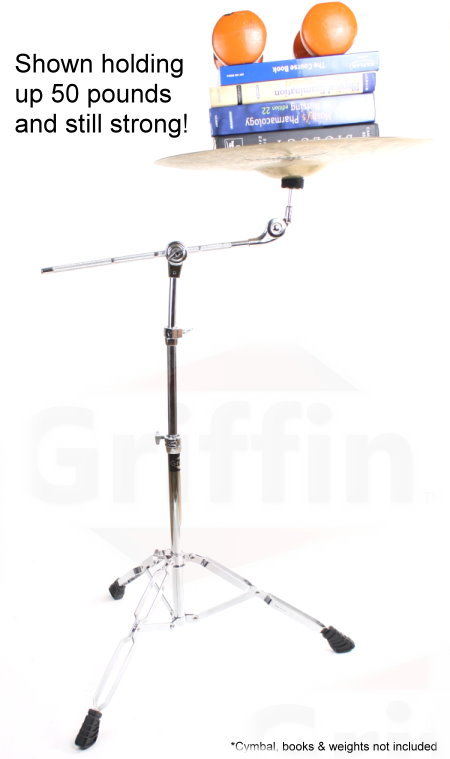 Cymbal Boom Stand Griffin B200