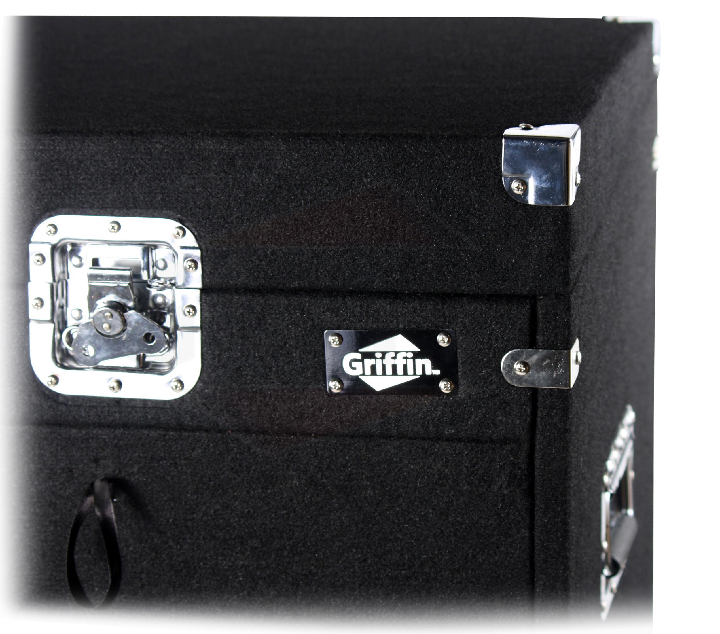 Rackmount Studio Mixer Road Case Dj Pa Flight Cabinet