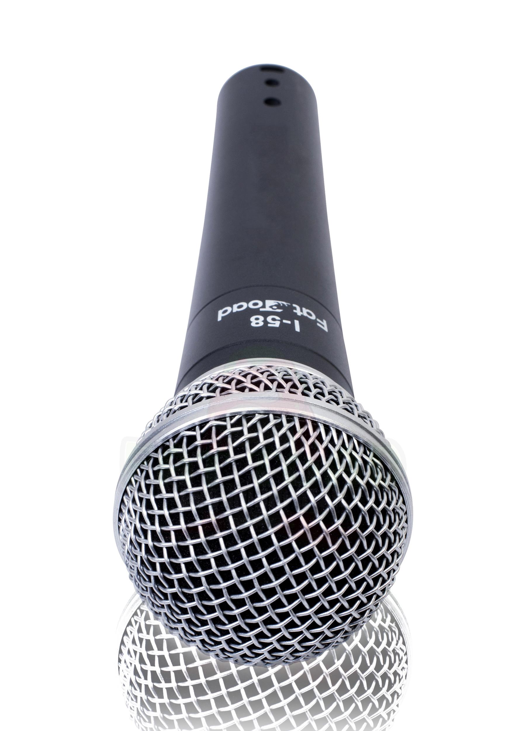 Dynamic Vocal Microphones Cardioid Singing Handheld