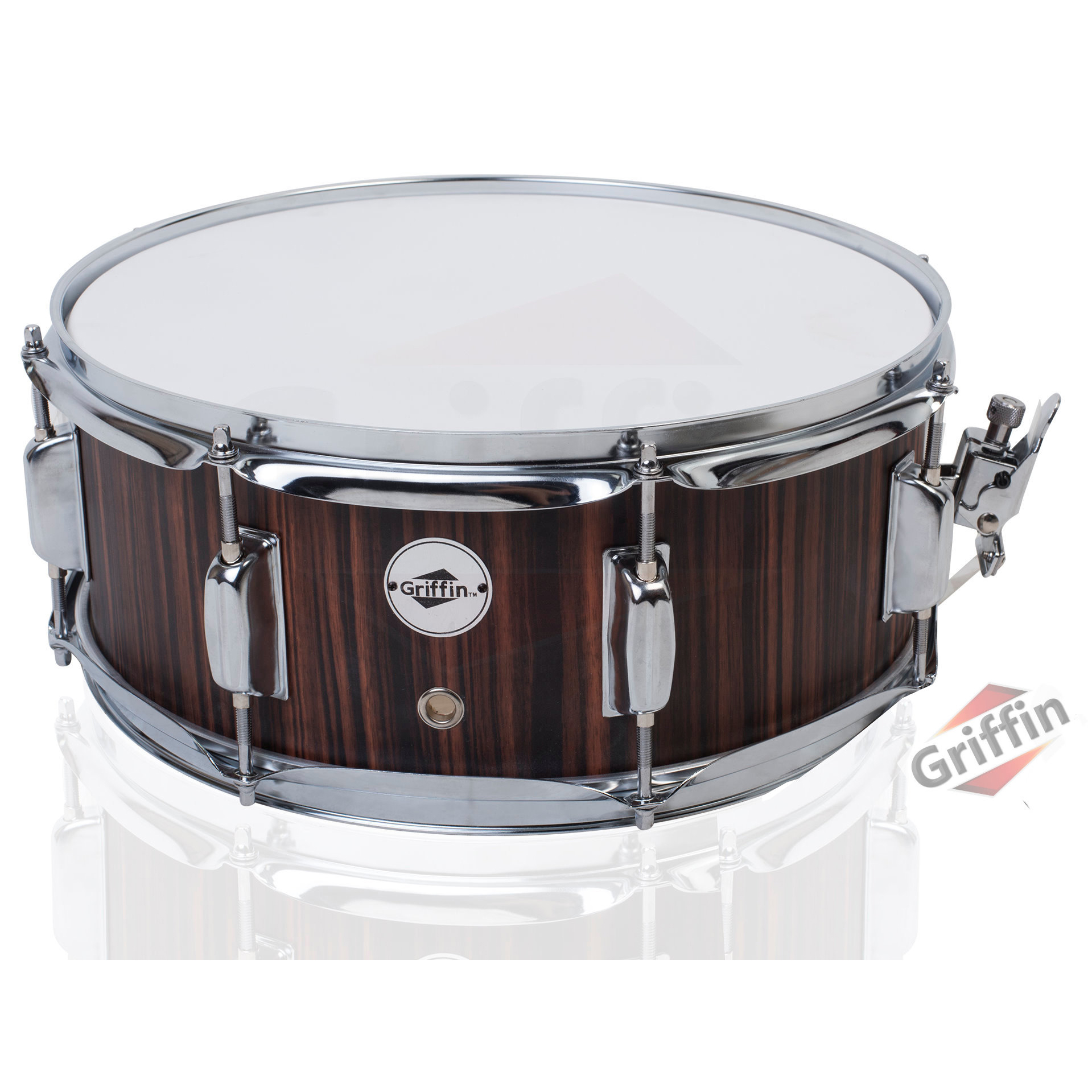 "14"" Wood Shell Snare"