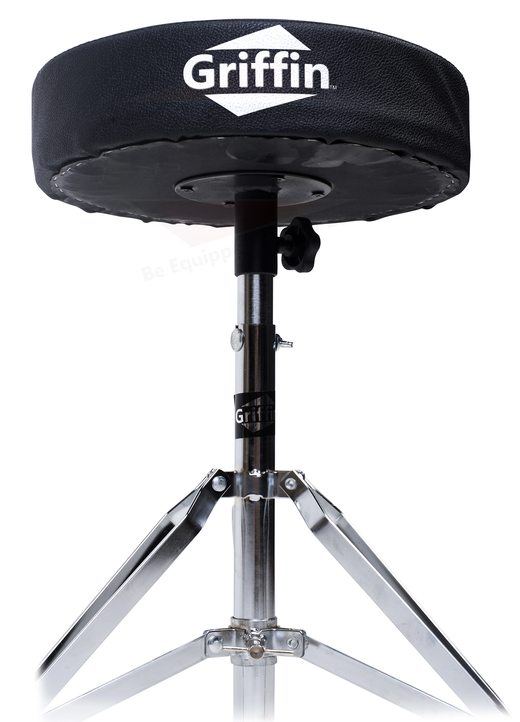 Drum Throne By Griffin Drummers Stool Ace Division Inc