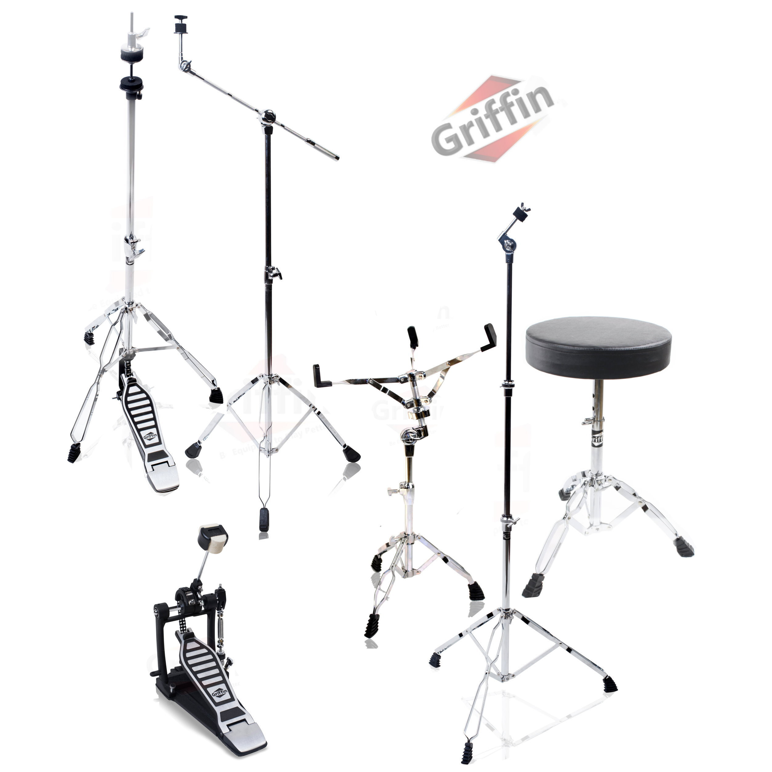 Drum Hardware & Stands