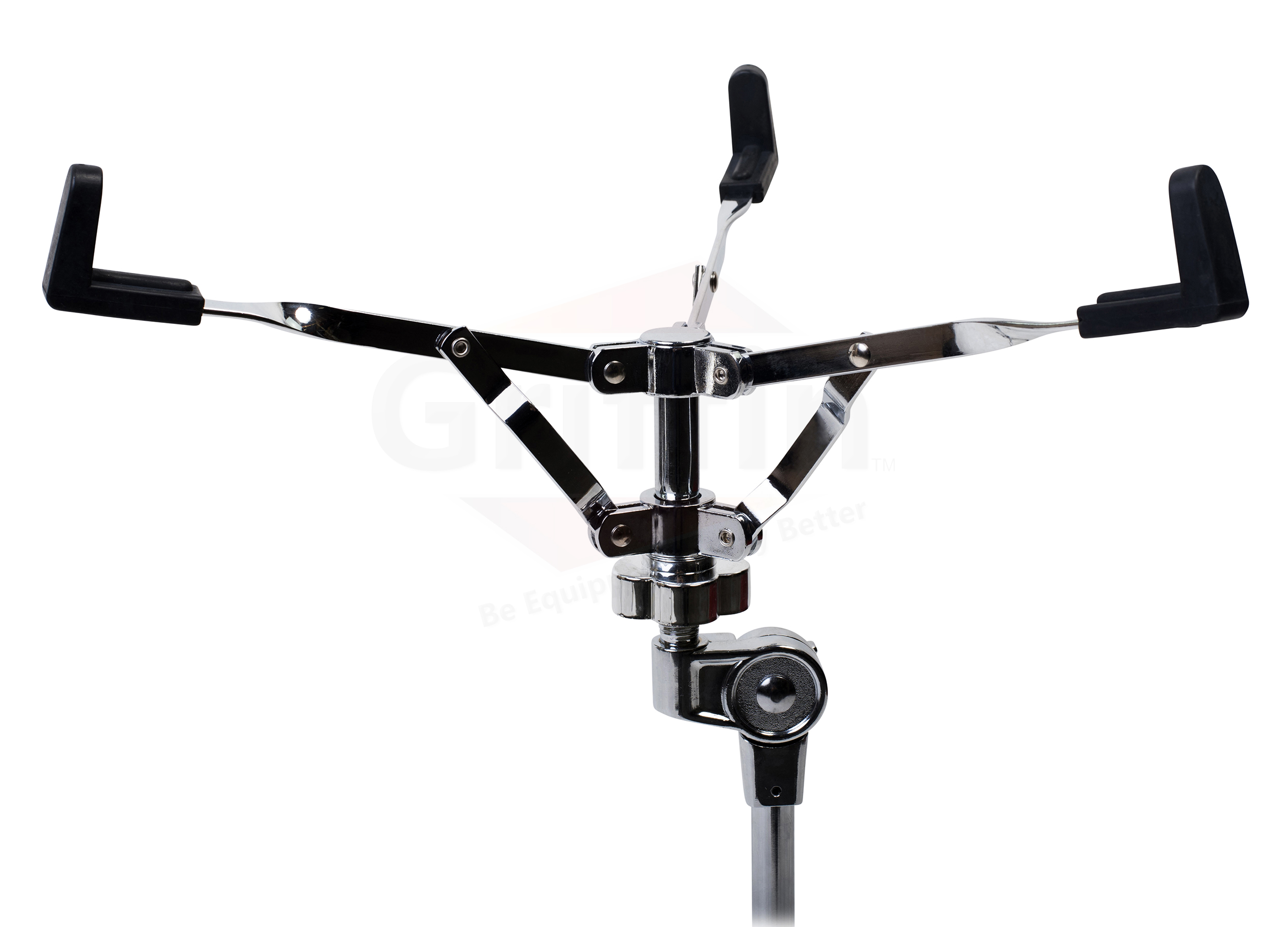Snare Drum Stand - Griffin Chrome Hardware Percussion Tom ...