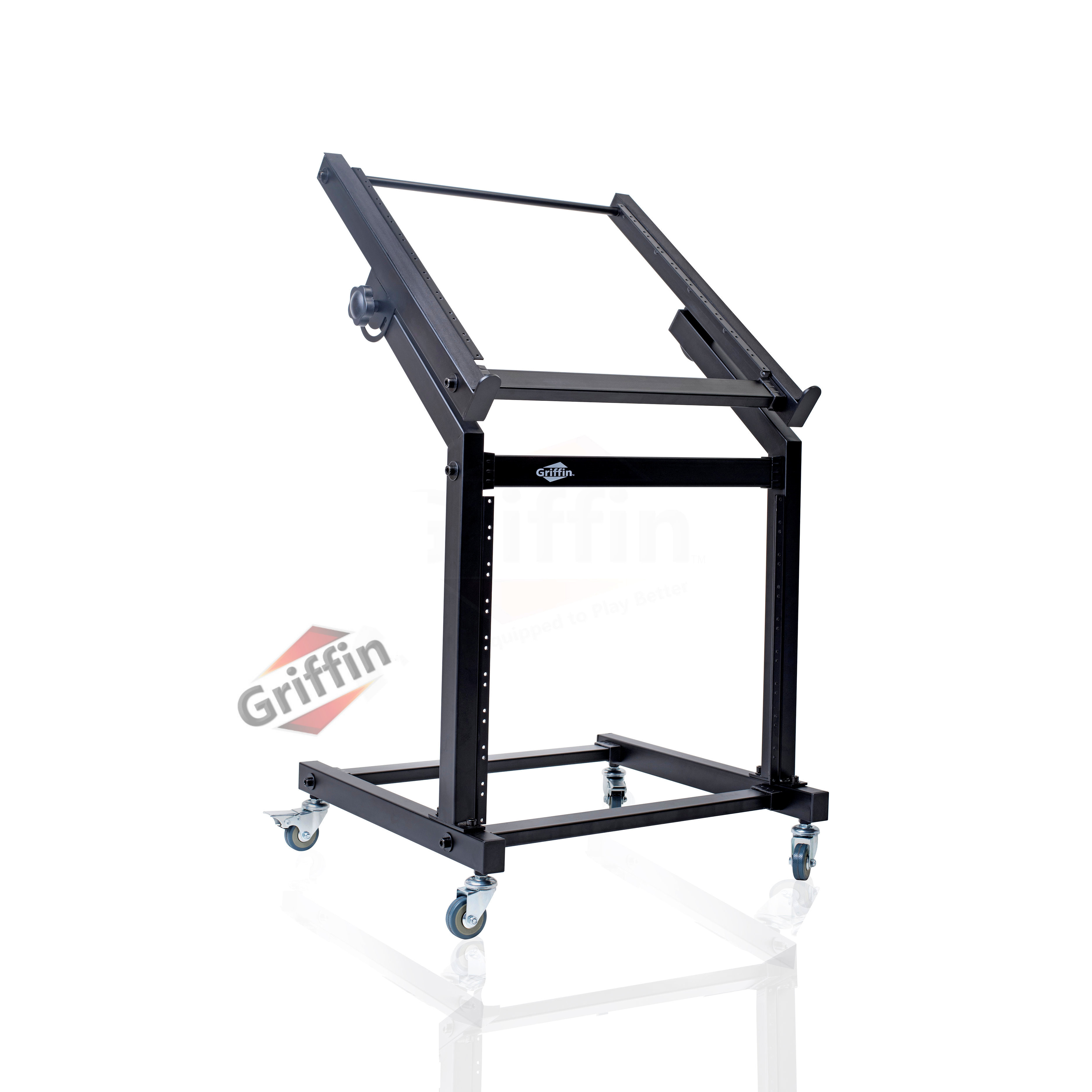 Rackmount Stands & Road Cases