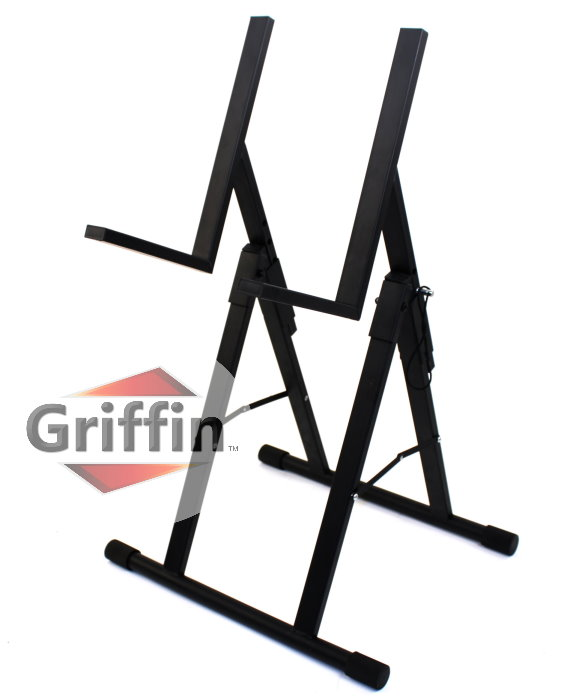 Guitar Amplifier Stand for Speaker AMP Monitor Tilt Floor Amp Stands by Griffin